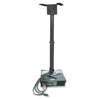 Lorell Projector Telescopic Full Motion Ceiling Mount