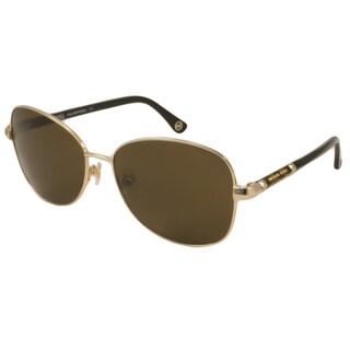 Michael Kors Women's M2478SRX Anya Rectangular Sunglasses