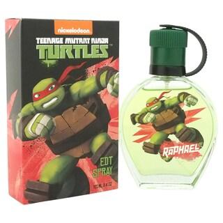 Nickelodeon Teenage Mutant Ninja Turtles Raphael Kids' 3.4-ounce Eau de Toilette Spray