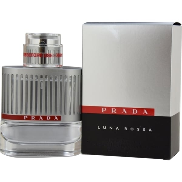 Prada Luna Rossa Men's 1.7-ounce Eau de Toilette Spray