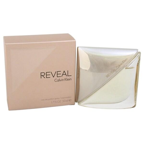 Calvin Klein Reveal Women's 1.7-ounce Eau de Parfum Spray