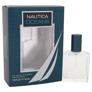 Nautica Oceans Men's 1-ounce Eau de Toilette Spray