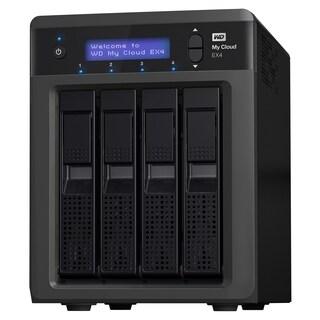 WD My Cloud EX4 Personal Cloud Storage
