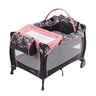 Evenflo Portable BabySuite Deluxe in Penelope