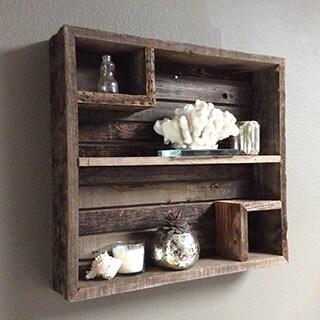 Reclaimed Wall Shelf