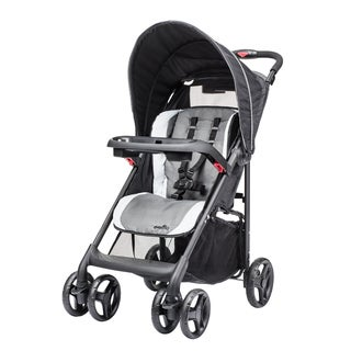 Evenflo JourneyLite Stroller in Pebble
