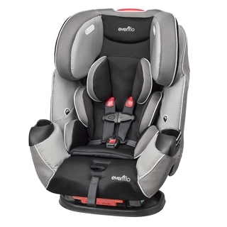 Evenflo Symphony LX Convertible Car Seat in Harrison