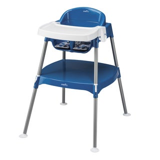 Evenflo Mini-meal High Chair in Dottie Royal