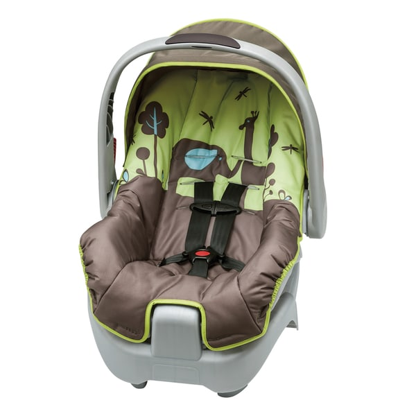 Evenflo Nurture Infant Car Seat in Animal Friends