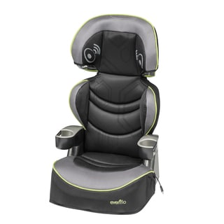 Evenflo Big Kid DLX Booster Car Seat in Jonah