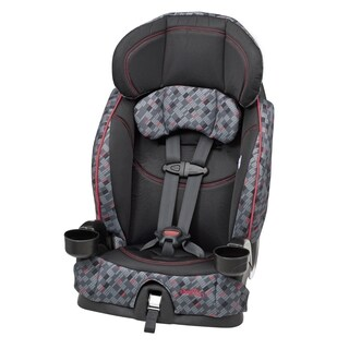 Evenflo Chase Select Harnessed Booster Car Seat in Dunagan