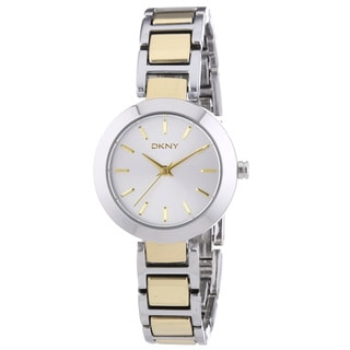 DKNY Women's NY8832 Stanhope Two-tone Stainless Steel Watch