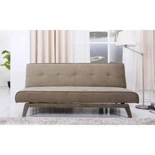 ABBYSON LIVING Ravenna Fabric Convertible Sofa
