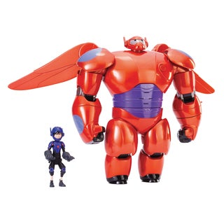 Bandai Big Hero 6 Flying Baymax