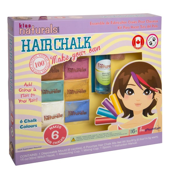 Kiss Naturals DIY Hair Chalk Making Kit 14329864