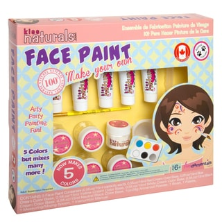Kiss Naturals DIY Face Paint Making Kit