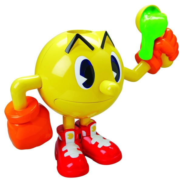 Bandai Pac-Man Gooage Spewing Gigantic Pac