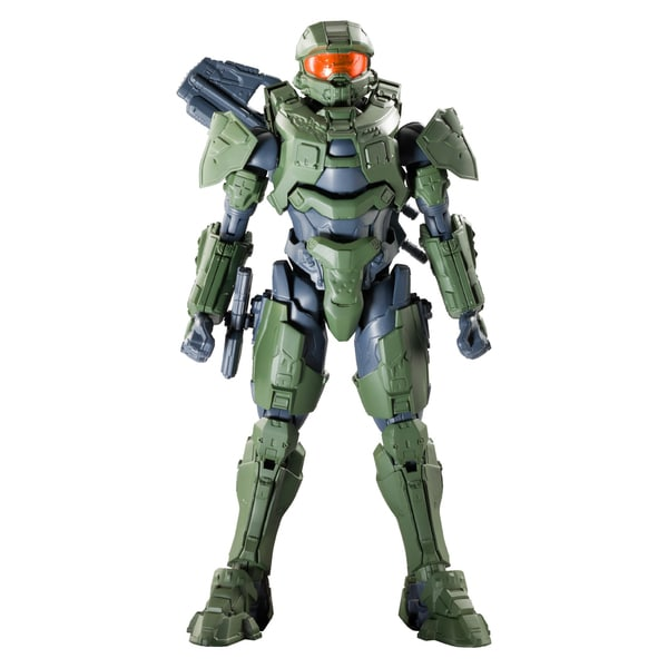 Sprukits Halo Master Chief Level 3 Action Figure 14329934
