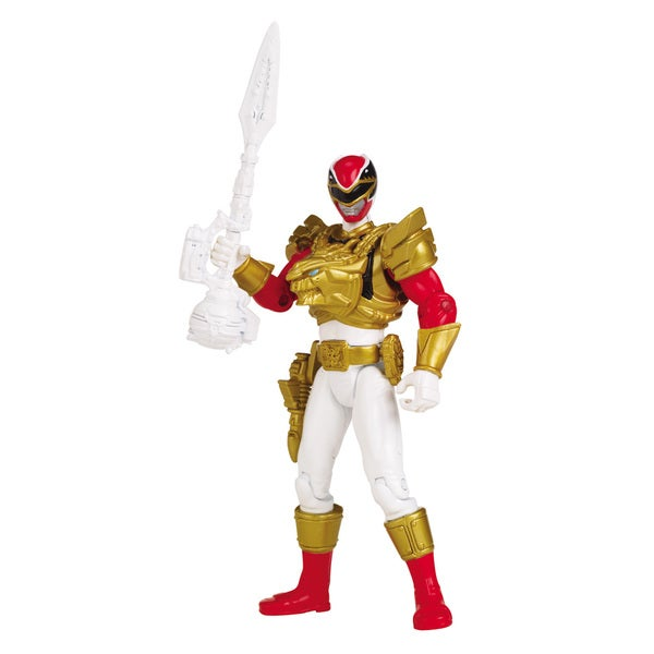 Bandai Power Rangers Ultra Red Ranger Basic Figure