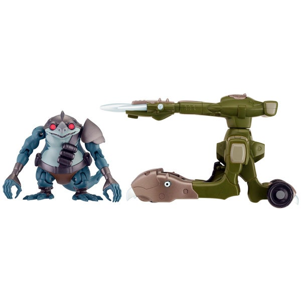 Bandai Thundercats Lizard Cannon with Figure 14329942