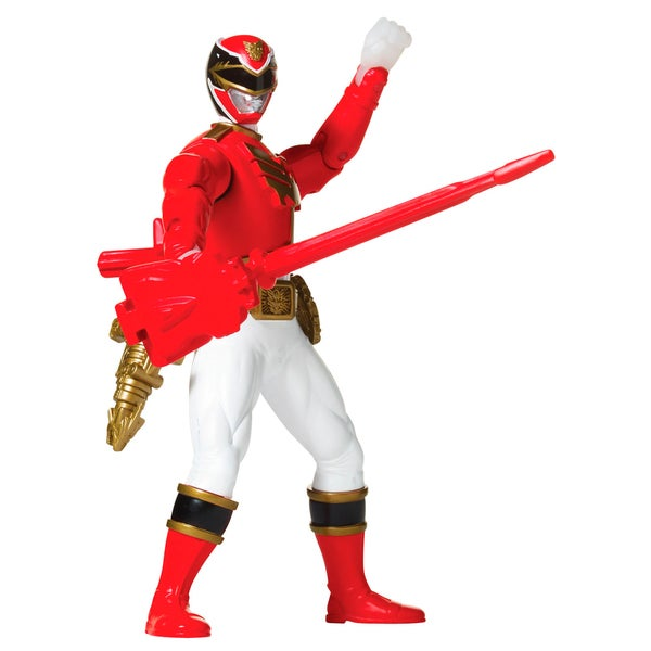 Bandai Power Rangers Battle Morphin Red Ranger