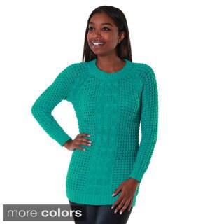 Hadari Women's Knit Sweater Top