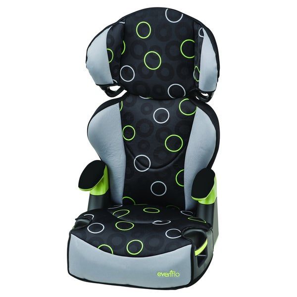 Evenflo Big Kid High Back Booster Car Seat in Benton