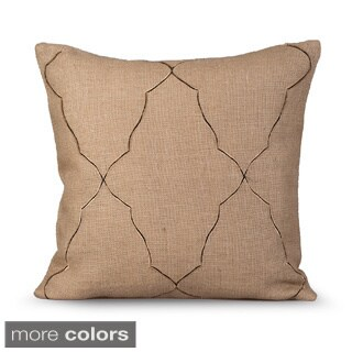 Mesmerize Feather-filled Decorative Pillow