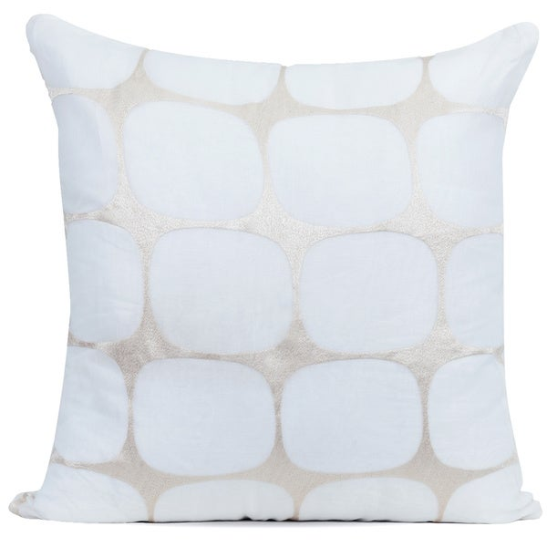Tarn Feather-filled Decorative Pillow
