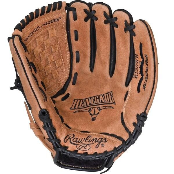 Rawlings Renegade Baseball Glove