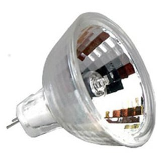 12V 15W Halogen Bulb with Dome for Microscopes
