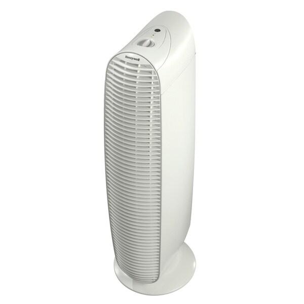 Honeywell White HEPAClean Tower Air Purifier White 14331574