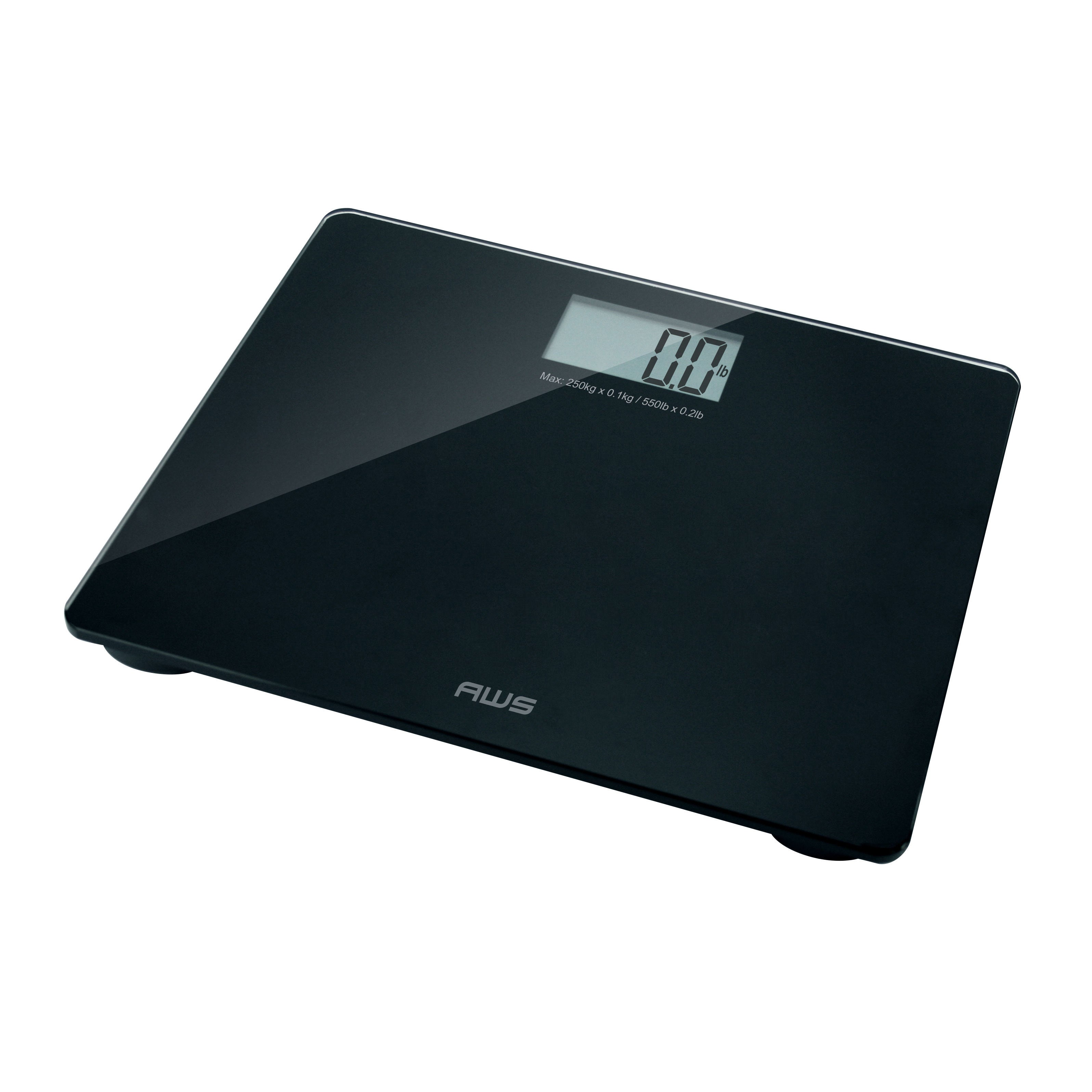 American Weigh AWS Large Capacity Digital Bath Scale with Voice at Sears.com