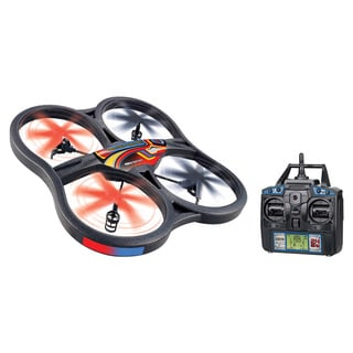 World Tech Panther Spy Drone UFO RC Quadcopter