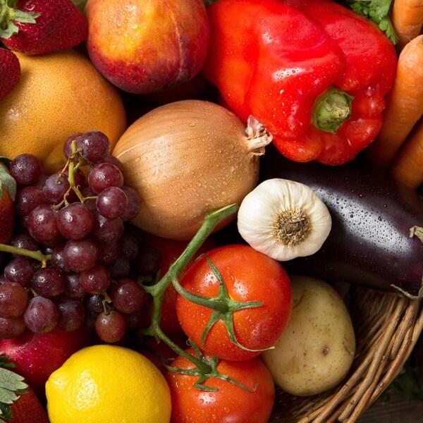 Garden to Doorstep Organics Mixed Produce Bundle (Local Delivery)