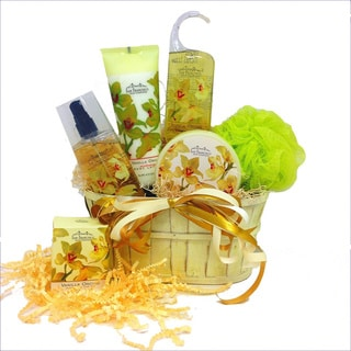The Classic Spa Gift Basket