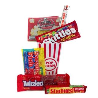 Movie Snack Sampler