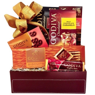 The Godiva Gift Box