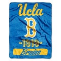 NCAA UCLA College Varsity Micro Throw Blanket