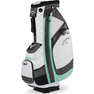 Callaway Lady Solair White/ Mint Cart Bag