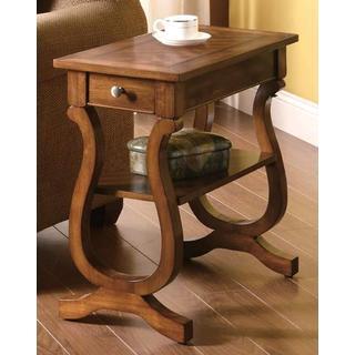 Classic Harp Design Accent Table