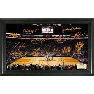 NBA Phoenix Suns Signature Court