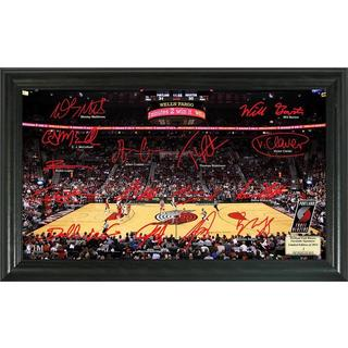 NBA Portland Trail Blazers Signature Court