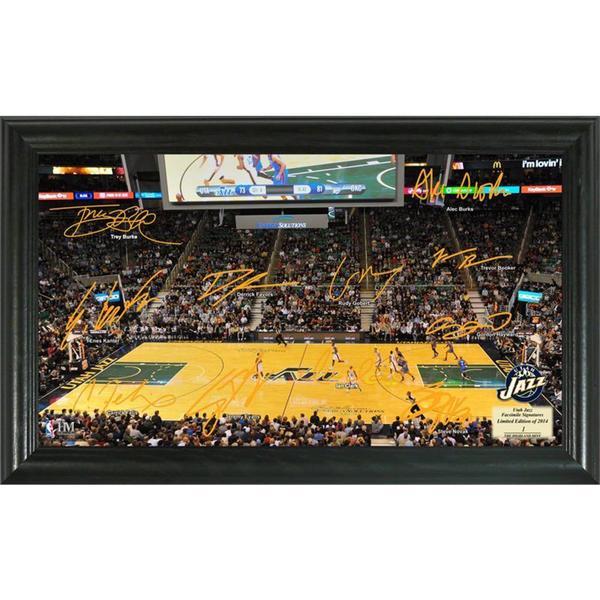 NBA Utah Jazz Signature Court