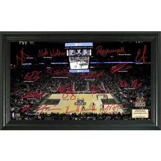 NBA Milwaukee Bucks Signature Court