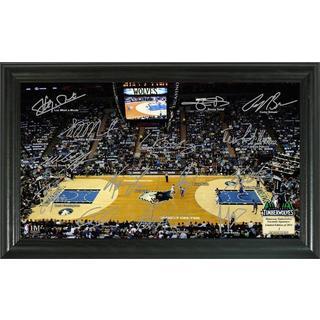 NBA Minnesota Timberwolves Signature Court
