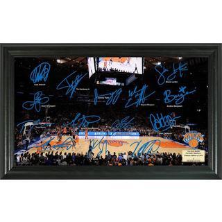 NBA New York Knicks Signature Court