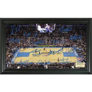 NBA Oklahoma City Thunder Signature Court