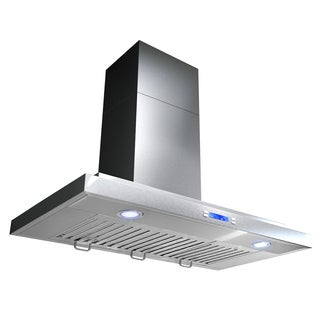 Golden Vantage 30 inches OSWRH198KD-36-GV Stainless Steel Wall Mount Range Hood