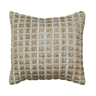 LNR Home Contemporary Pillow Grey 16 x 24 Throw Pillow